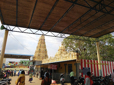Lord Shiva at Pedakakani Temple