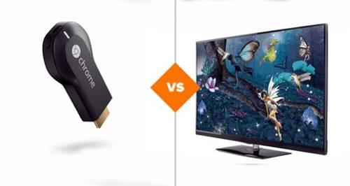 Chromecast ou Smart TV: qual deles é o melhor?