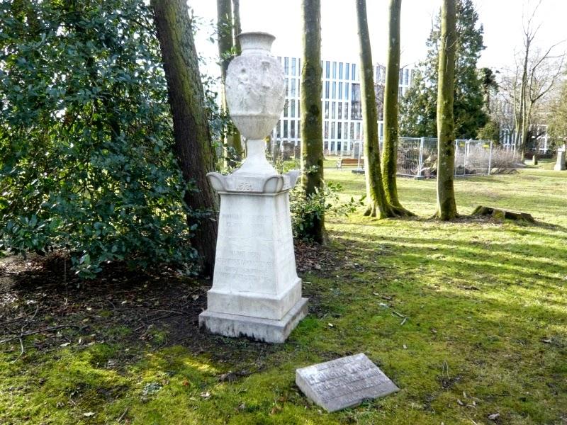 Familiengrab von Luckemeyer und Deus