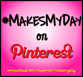 Sharing what #MakesMyDay on Pinterest