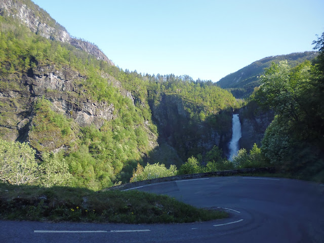Carretera Stalheimskleiva (@mibaulviajero)