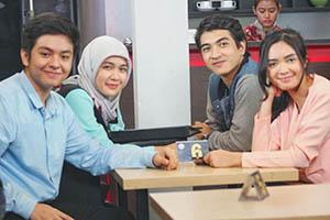 Fachri Muhammad Dengan Teman Temannya