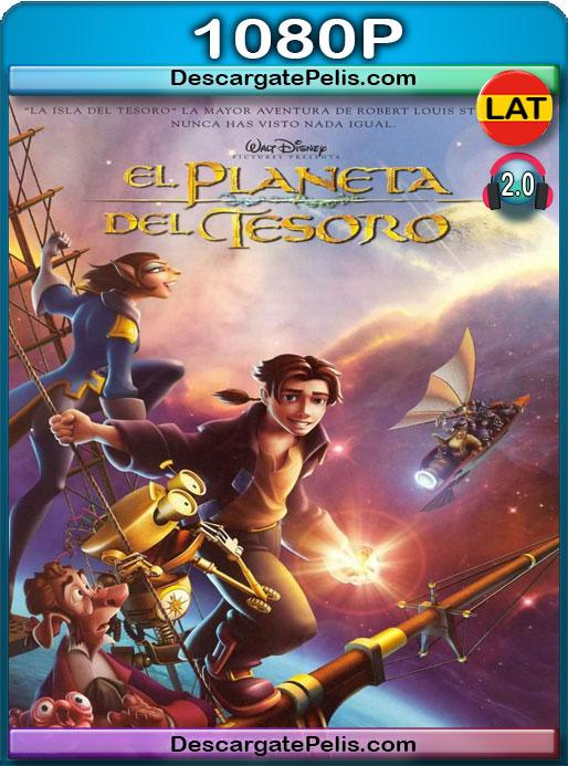 El Planeta del Tesoro (2002) 1080P BRrip Latino – Ingles