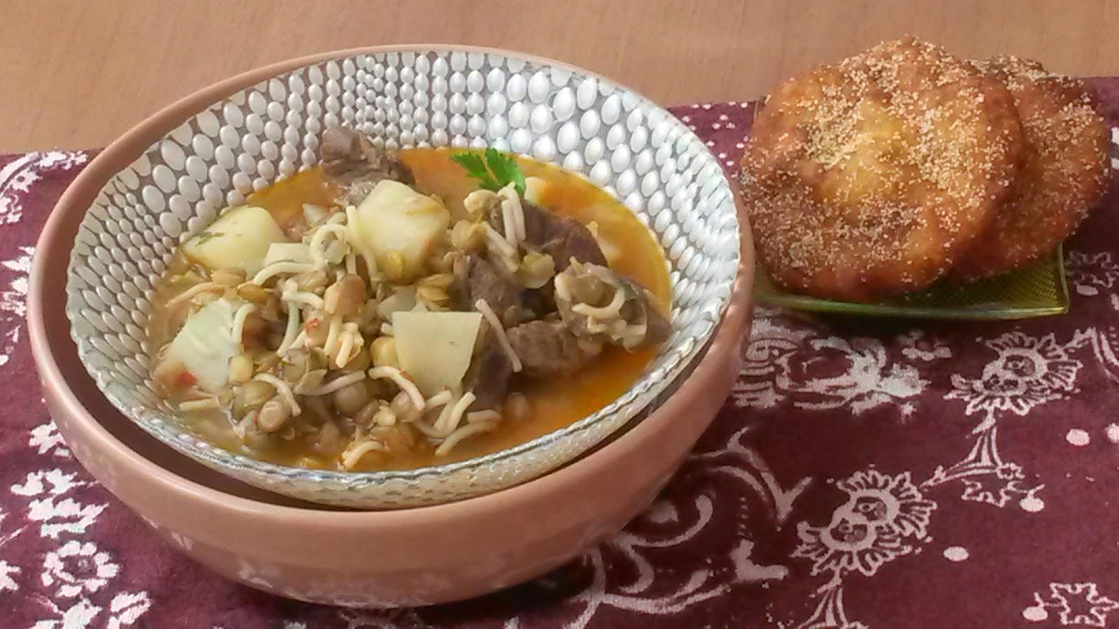 Fas Çorbası Tarifi – Çorba Tarifleri
