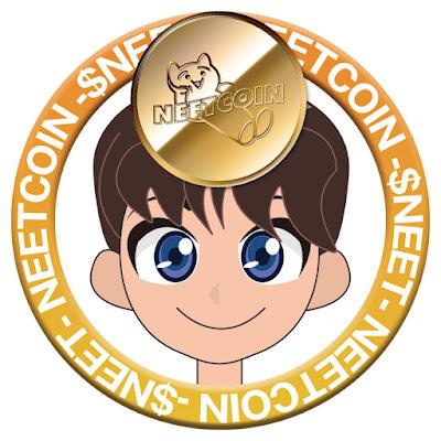 NEETCOIN(ニートコイン)応援リング男の子