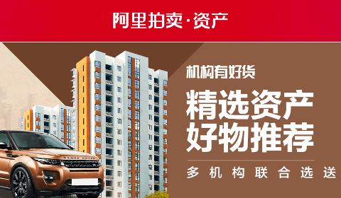 Enchères judiciaires de Taobao