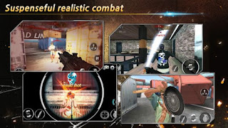 Call Of Last Agent (COLA)-FPS Apk v2.1.6 Mod Full Cheats & Trik Terbaru