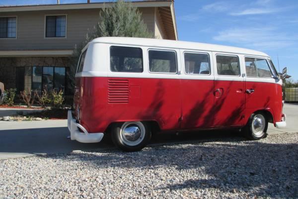 1967 13 window bus vw bus wagon for 13 window vw bus