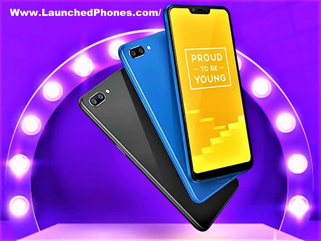 This latest mobile shout out upwards launched for the budget users too the specs too features looks d New Realme C1 2019 launched on the Flipkart