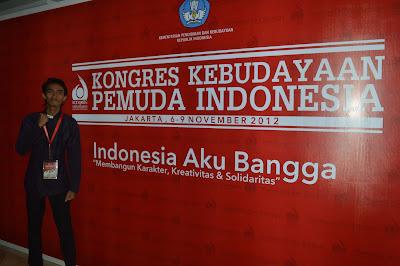 Indonesia, Aku Bangga Sebagai Pemuda Indonesia Berkebudayaan