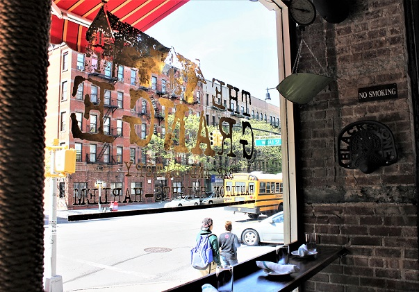 The Grange Bar & Eatery i Harlem