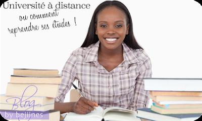 Université à distance ou comment reprendre ses études !