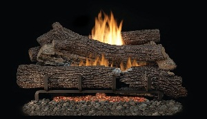 GAS- Log Sets Fireplace