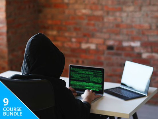 The Super-Sized Ethical Hacking Course Bundle Discount - 9 courses
