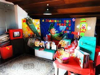 Espaço Infantil da Casa Costa e Silva, Taquari (RS)
