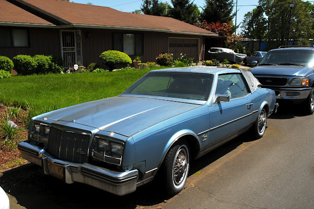 1987 Buick Riviera T-type Coup Related Infomation