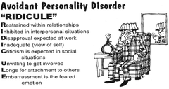 Tarquin the Terrible: Paranoid Personality Disorder