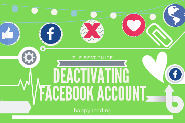 Temporarily Deactivate Facebook Account<br/>
