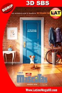 La Vida Secreta de tus Mascotas (2016) Latino Full 3D SBS BDRIP 1080P - 2016