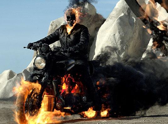 CIA☆こちら映画中央情報局です: Ghost Rider : 「アドレナリン ...