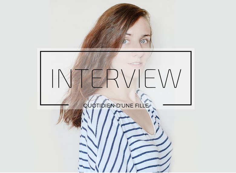 interview quotidien d'une fille