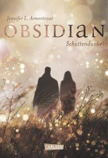 Obsidian, serie Lux copertina Tedesca