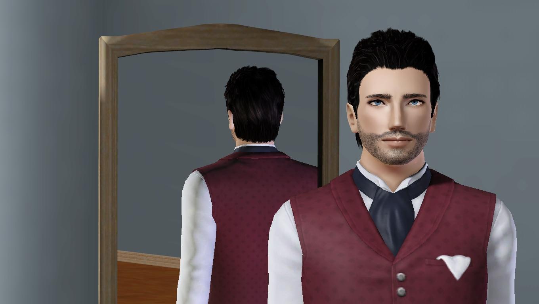 Mr Loveholic S Sims 3 Blog David Gandy Screenshot