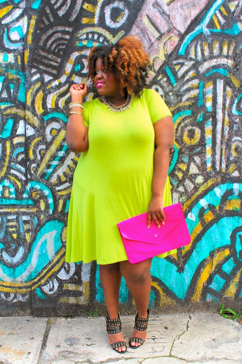 Instagram Inspired Makeup Tutorial For My Ig Baddies: Weekend Style: Neon! (Instagram Inspired)