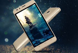 Intex Aqua Gem Ii Launched Amongst The Five Inches Hd Display In Addition To Volte Support