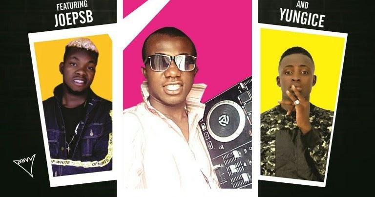 DOWNLOAD MP3: Dj Gambit Ft Joep Sb & Yungice - Fame