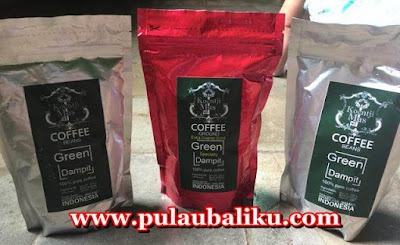 harga green coffee di indomaret