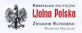 Znalezione obrazy dla zapytania pismo wolna polska