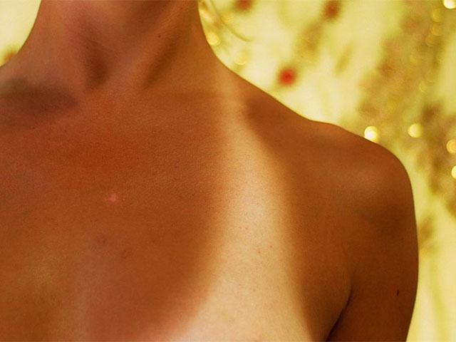 Corpo bronzeado. Foto: Reprodução