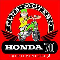 Los setenteros de Fuerteventura se van a Gran Canaria el 1 de Mayo en moto 1