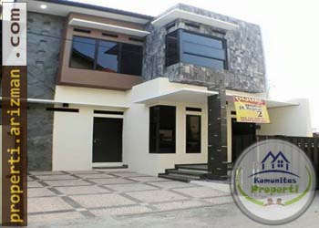 Dijual Rumah JR Regency 2 Solo