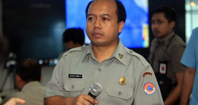 Kapusdatin Humas BNPB Sutopo Purwo Nugroho Kasih Pesan Mengharukan di Ultah ke-49