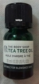 The Body Shop Tea Tree Oil - 1
