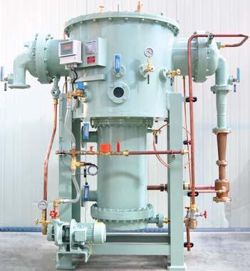 Cara Kerja Fresh Water Generator (FWG) di Kapal