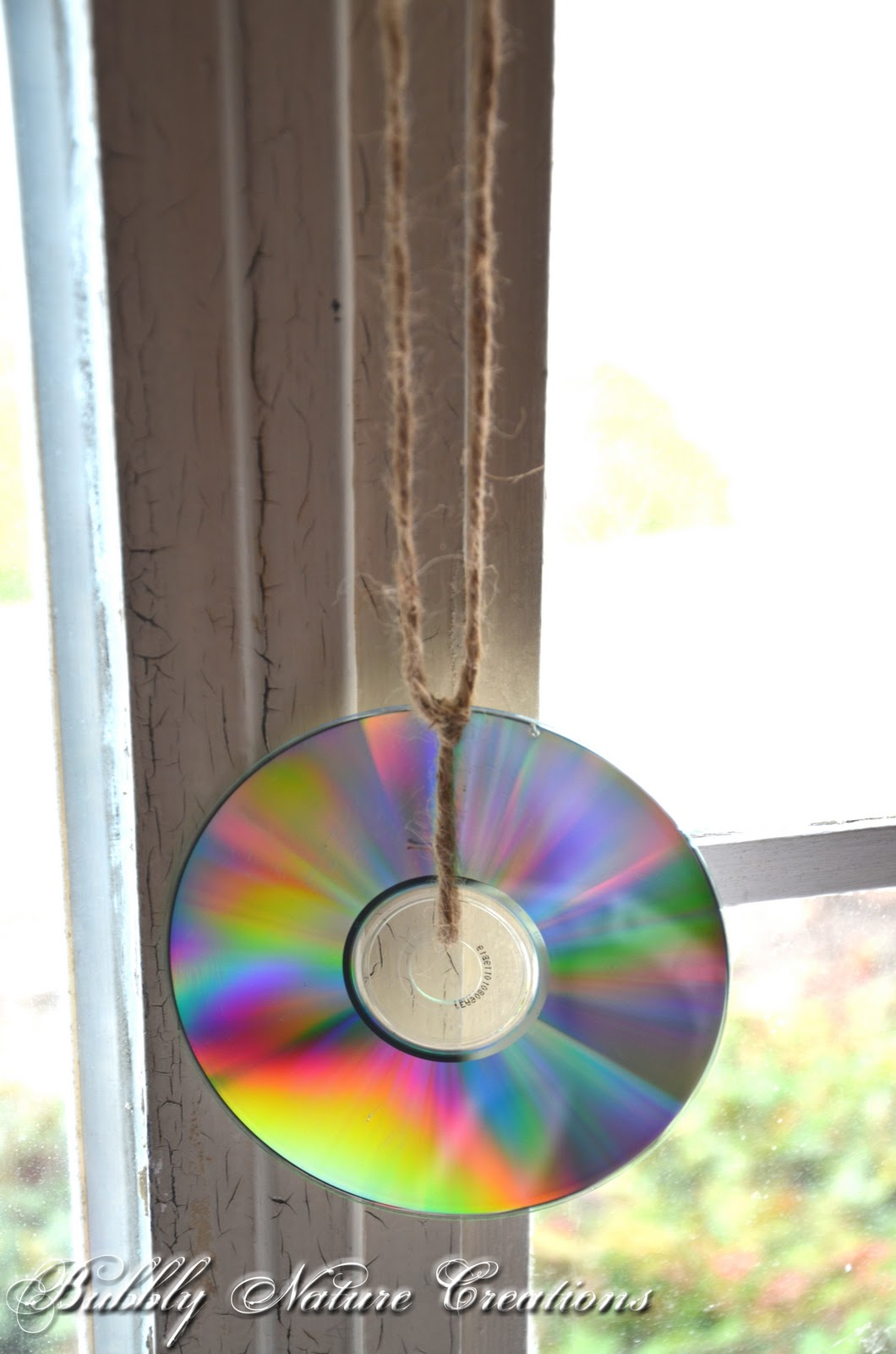 Project party weekend cd necklace link up your projects for Project weekend