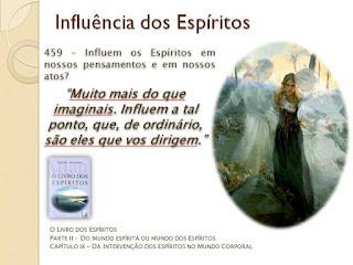Resultado de imagem para influencia dos espiritos nas doencas
