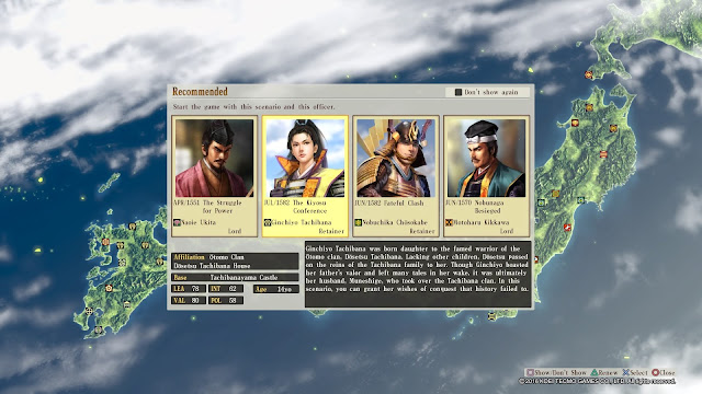Nobunaga's Ambition game review