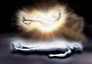 meraga sukma atau astral projection