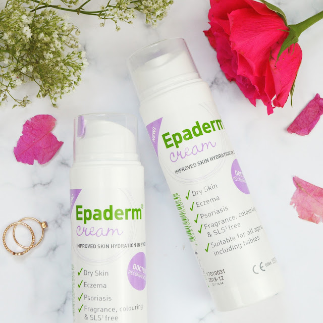 Epaderm Cream 150ml Travel / On-The-Go Size Review