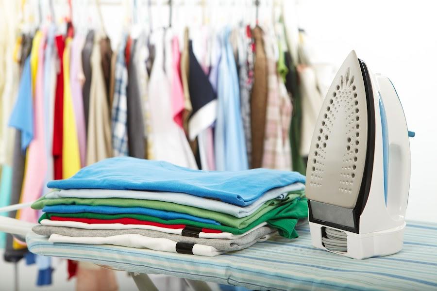 Mis 5 trucos para planchar menos ropa