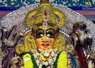 Bhimavaram Mavullamma Temple History