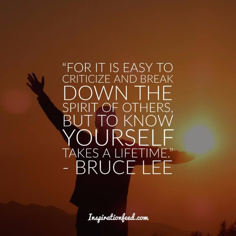 Bruce Lee Motivation Quotes