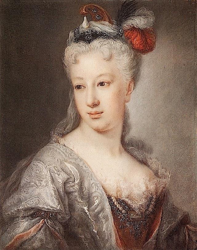 Marchesa Maria Guicciardini, née Rinuccini (1722), Giovanna Fratellini