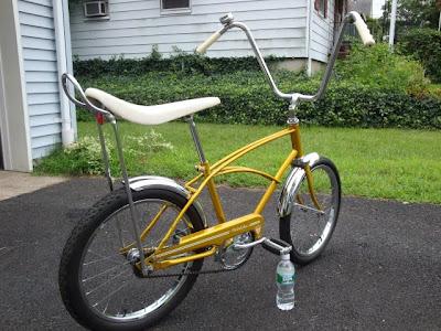 The Muscle Bike Blog Ross Polo Bike