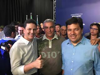 Resultado de imagem para Mendonça Filho e Bruno Araujo