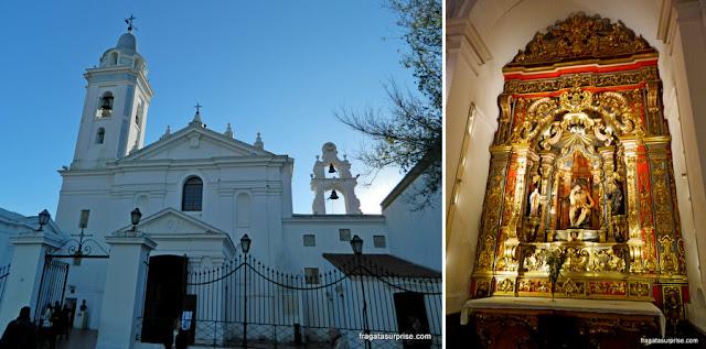Igreja do Pilar, Recoleta, Buenos Aires